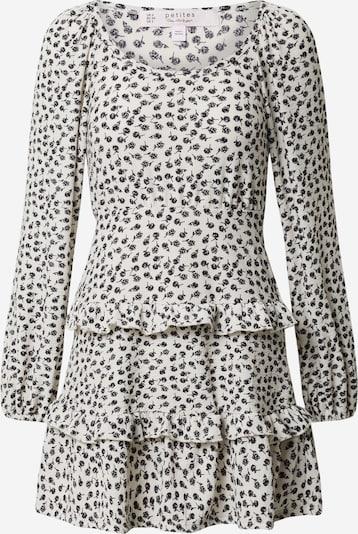Miss Selfridge (Petite) Šaty 'FOCHETTE' - černá / bílá, Produkt