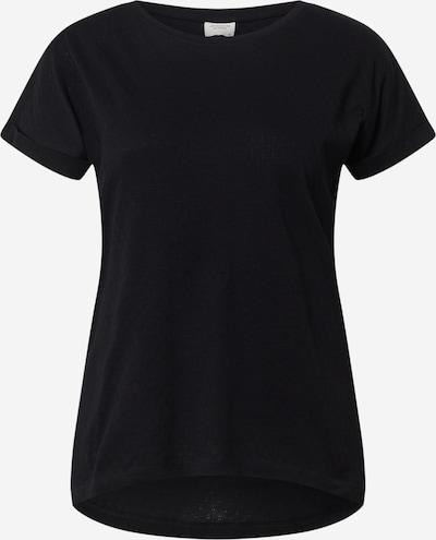 JACQUELINE de YONG T-shirt 'PASTEL LIFE' en noir: Vue de face