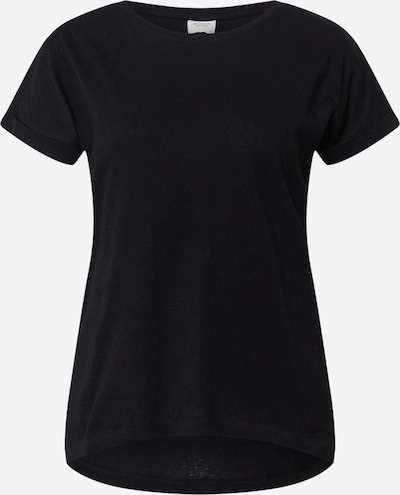 JACQUELINE de YONG Shirt 'PASTEL LIFE' in de kleur Zwart, Productweergave