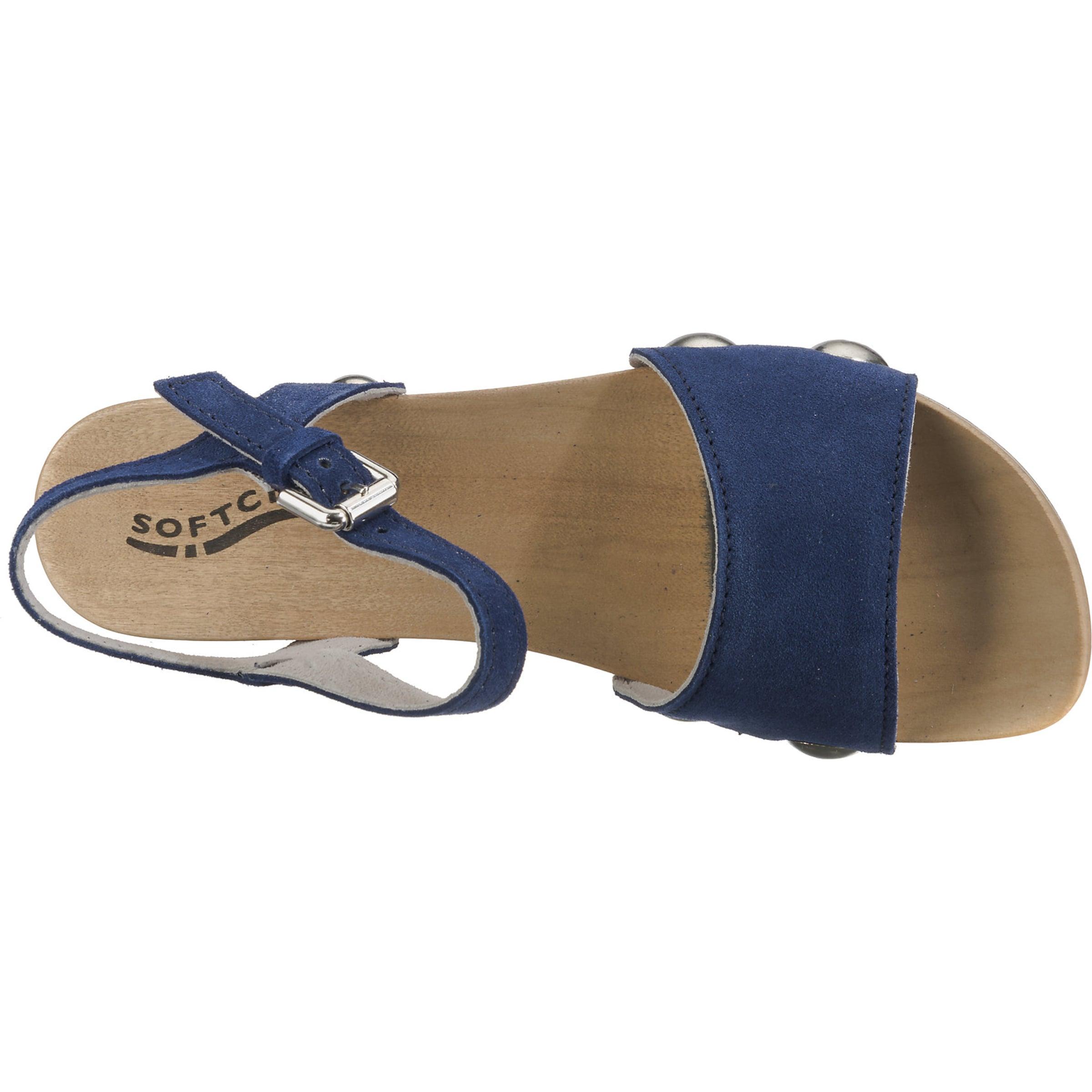 'penny' Plateau Softclox sandaletten In Blau 3AR4j5Lq