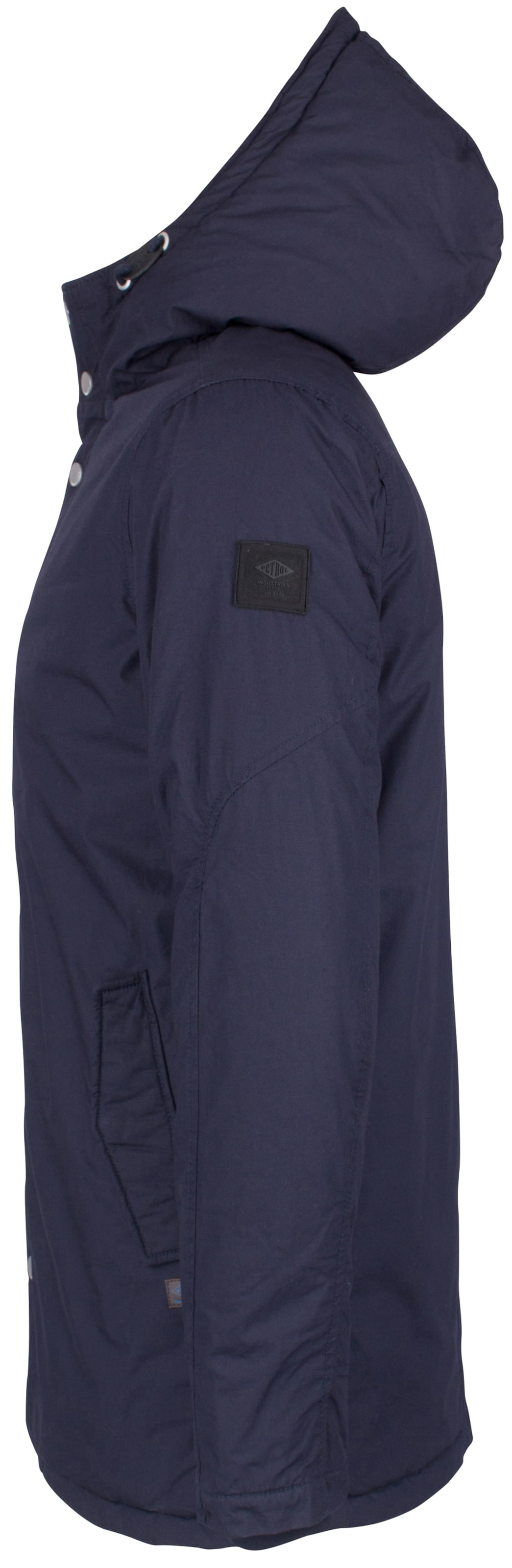 Jacke Petrol Jacke Industries In Blau Industries Petrol wPkuTlXZOi