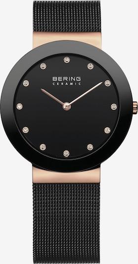 BERING Uhr in gold / schwarz, Produktansicht