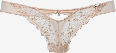 MARIE CLAIRE String in champagner, Produktansicht