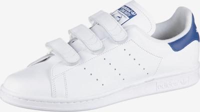 ADIDAS ORIGINALS Baskets basses 'Stan Smith' en bleu / blanc, Vue avec produit