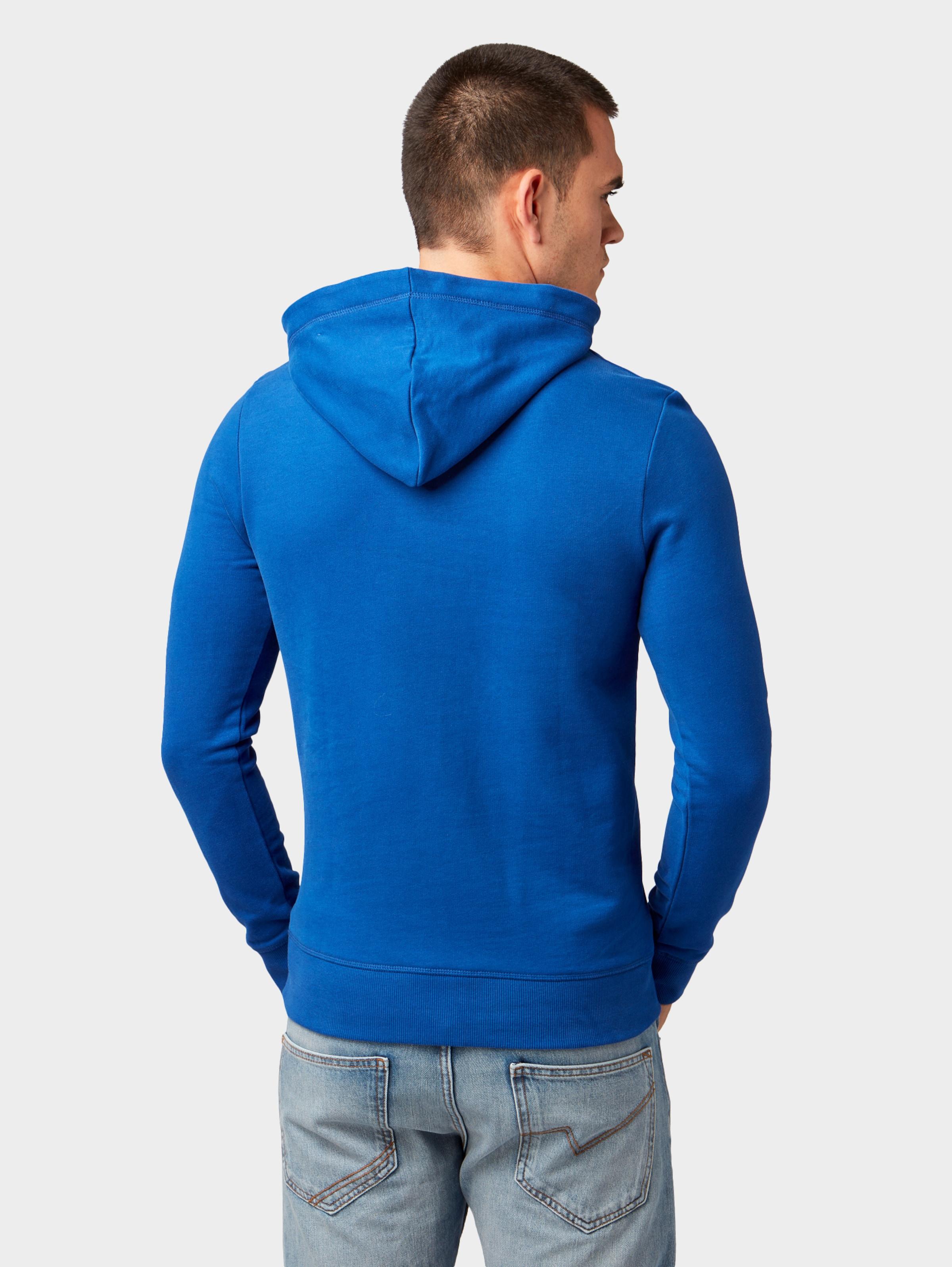 Tailor Blau Hoodie In Denim Tom QdsthrC