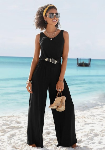 BUFFALO Kombinezon u crna, Prikaz modela