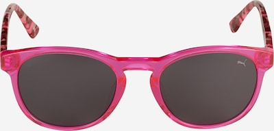 PUMA Sonnenbrille 'PJ0023S KID ACETATE' in rauchgrau / fuchsia, Produktansicht