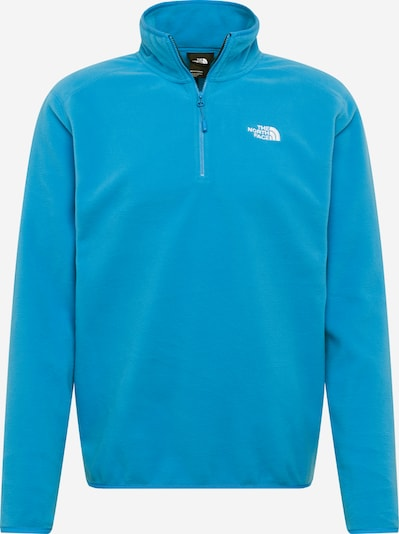 THE NORTH FACE Functioneel shirt 'Glacier' in de kleur Lichtblauw, Productweergave