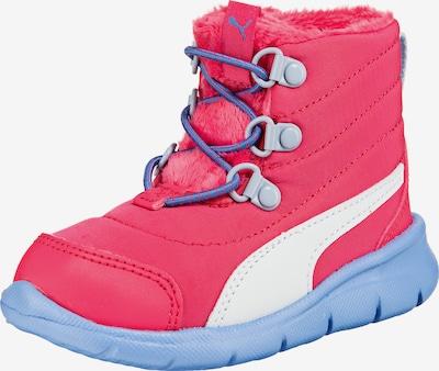 PUMA Winterstiefel 'Bao 3' in pink / weiß, Produktansicht