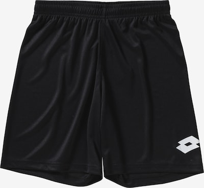LOTTO Shorts 'Delta' in schwarz, Produktansicht