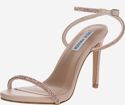 STEVE MADDEN Sandalen 'FESTIVE' in gold / rosé, Produktansicht