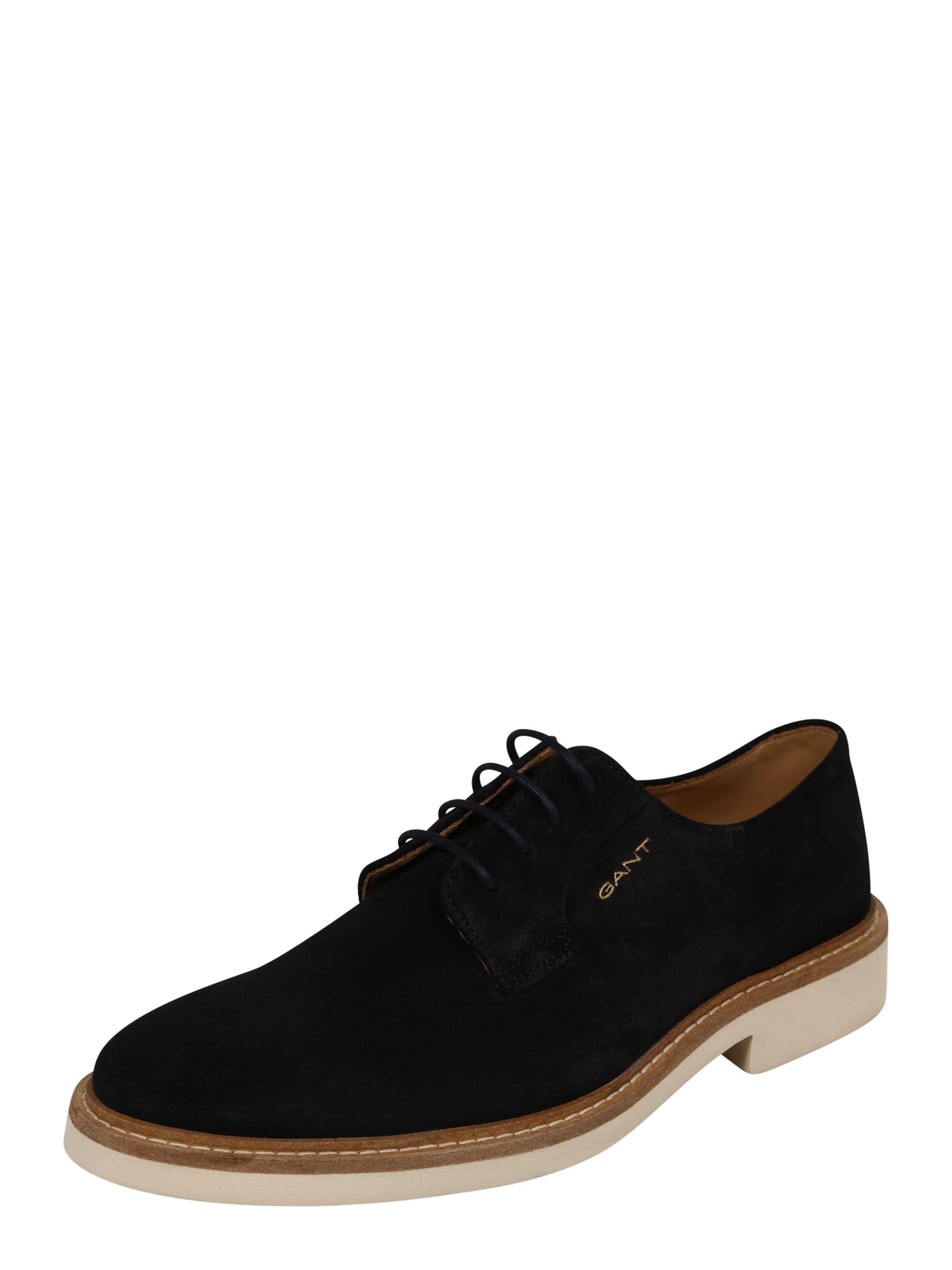 Haltbare Mode Schnürschuhe billige Schuhe GANT | Schnürschuhe Mode 'Parker' Schuhe Gut getragene Schuhe 29b3c9