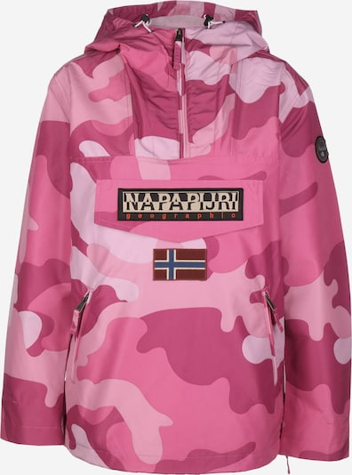 NAPAPIJRI Windbreaker 'RAINFOREST S' in pink / rosa, Produktansicht