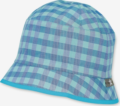 STERNTALER Fischerhut in blau / hellblau, Produktansicht