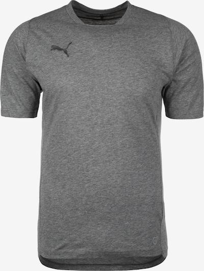 PUMA Trainingsshirt 'Final Casuals' in dunkelgrau, Produktansicht