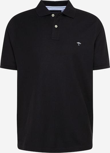 FYNCH-HATTON Shirt 'SNOS 1700' in de kleur Zwart, Productweergave