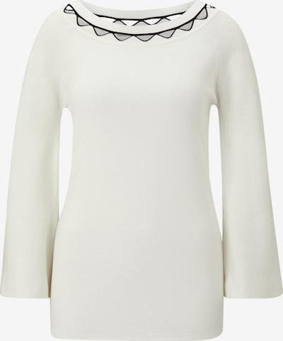 Megztinis iš heine, spalva – balta, Prekių apžvalga