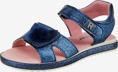 RICHTER Sandale in blau, Produktansicht