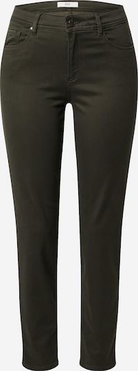 BRAX Jeans 'Shakira' in de kleur Olijfgroen, Productweergave
