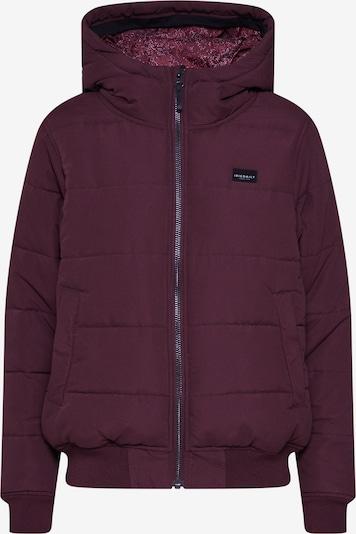 Iriedaily Jacke 'Wostok Jacket' in bordeaux, Produktansicht