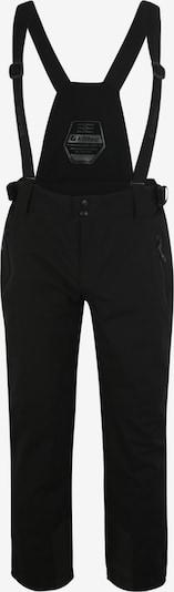 KILLTEC Športne hlače 'Enosh' | črna barva, Prikaz izdelka