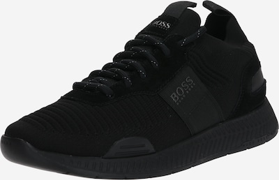 BOSS Casual Sneaker 'Titanium' in schwarz, Produktansicht