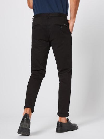 Chino stiliaus kelnės 'Mott' iš SCOTCH & SODA , spalva - juoda: Vaizdas iš galinės pusės