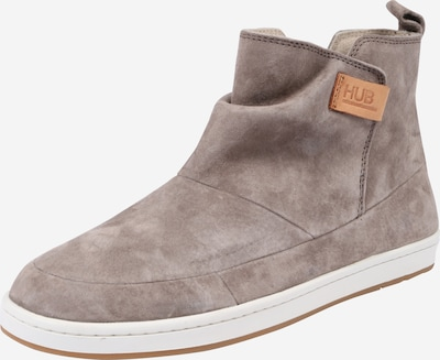 HUB Stiefelette 'Serve' in grau, Produktansicht