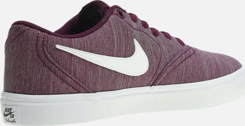 Nike SB Sneaker  Check Solar Cvs P