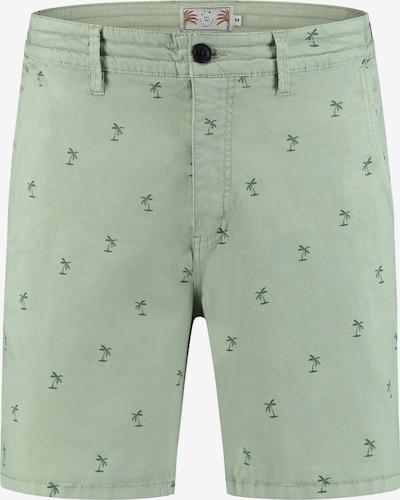 Pantaloni chino 'jack palm' Shiwi di colore verde, Visualizzazione prodotti