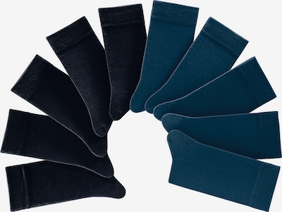 H.I.S Socken in blau / schwarz, Produktansicht
