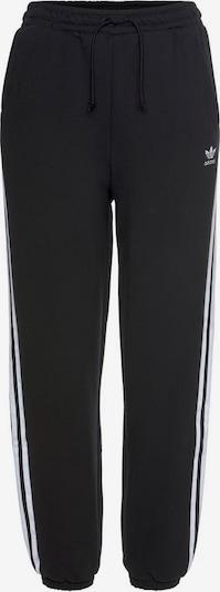 ADIDAS ORIGINALS Jogginghose in schwarz / weiß, Produktansicht