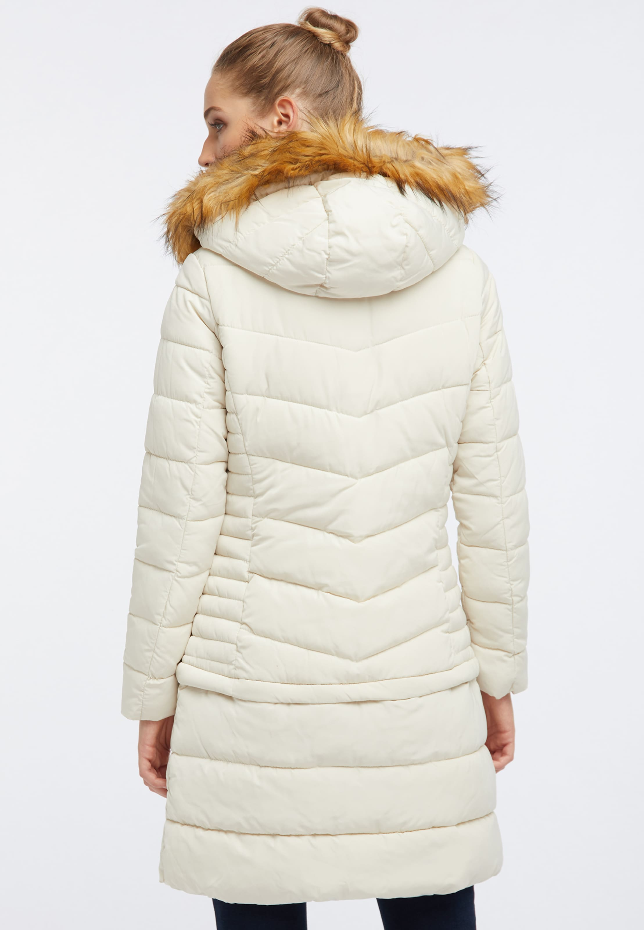 Blanc En Usha Parka D'hiver Cassé Ifgb7Yv6y