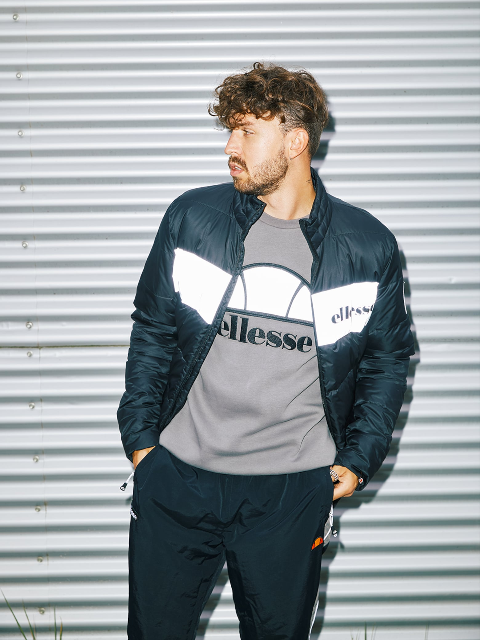 New rules. Always on point. Ellesse