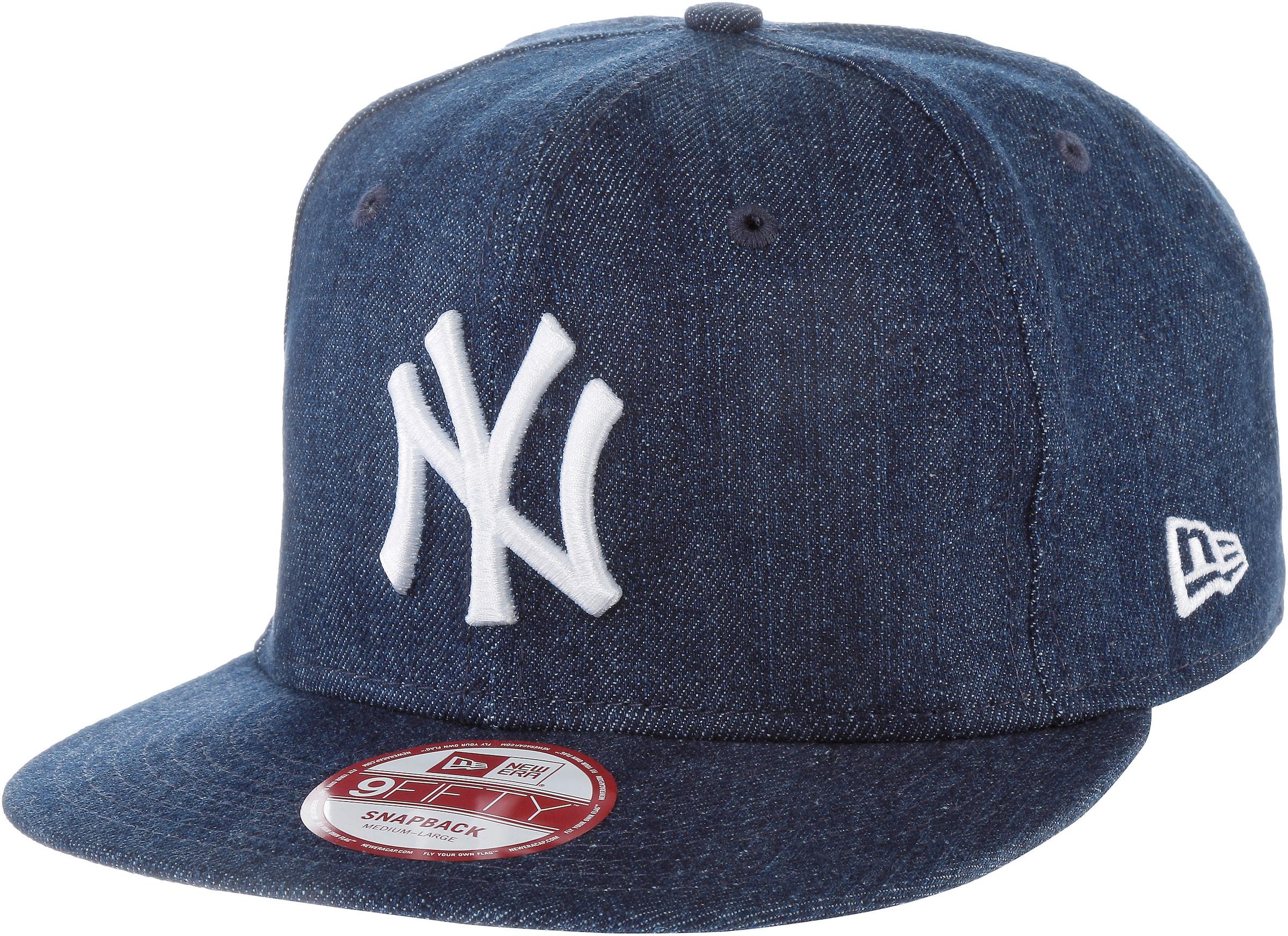 Neuesten Kollektionen Zu Verkaufen NEW ERA Cap '9FIFTY League Essential New York Yankees' Freies Verschiffen Finish Rabatt Modische 7TvyOFIY