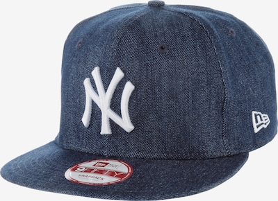 NEW ERA Casquette '9FIFTY League Essential New York Yankees' en bleu denim, Vue avec produit