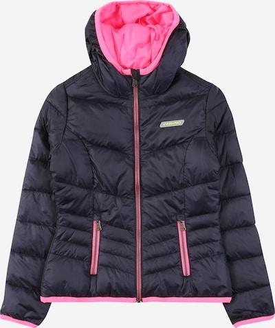 VINGINO Winterjas 'Tienna' in de kleur Donkerblauw / Pink, Productweergave