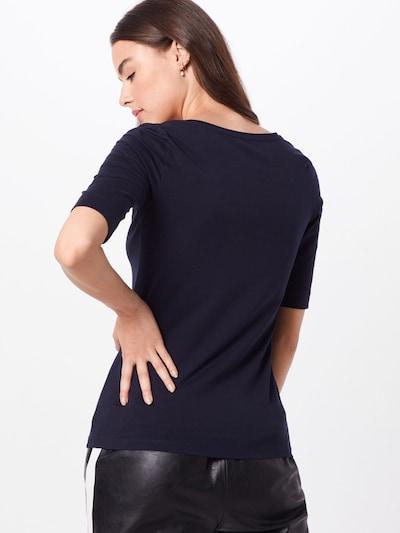 Marškinėliai iš OPUS , spalva - nakties mėlyna: Vaizdas iš galinės pusės