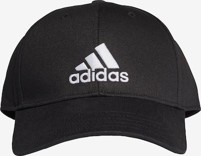 ADIDAS PERFORMANCE Kappe in schwarz / weiß, Produktansicht