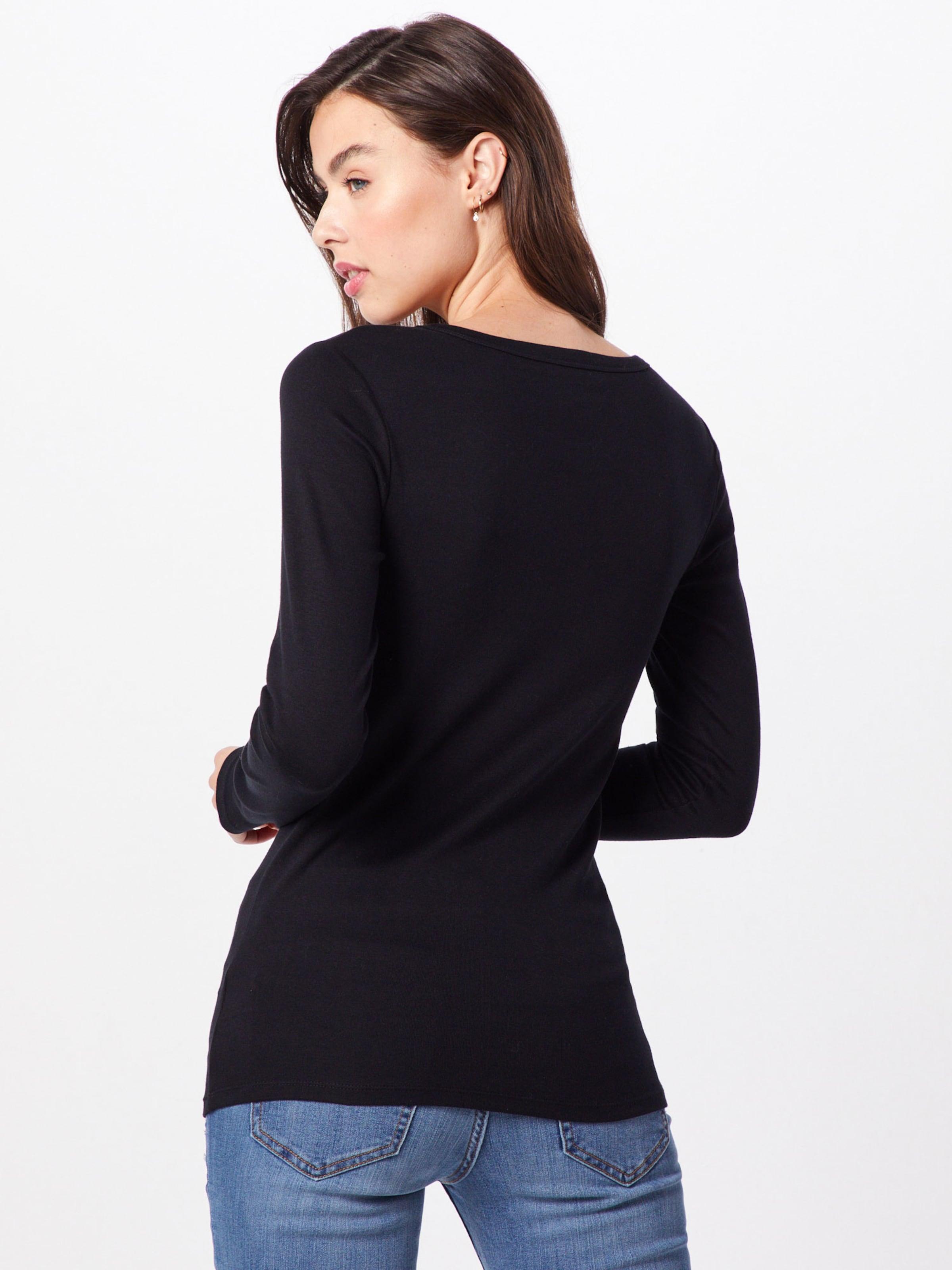 Gap shirt T En Noir 'lsmodcrew' OPkXZuTi
