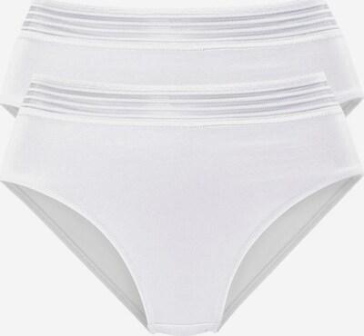 fehér PETITE FLEUR Alakformáló body, Termék nézet