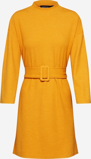 MINKPINK Kleid  'ERICA WAFFLE' in gelb / curry / orange, Produktansicht