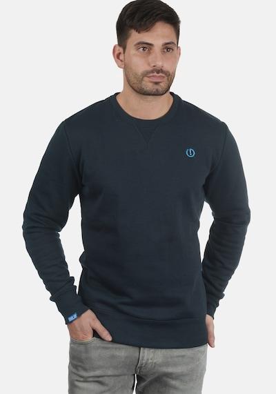 !Solid Sweatshirt 'Benn O-Neck' in blau: Frontalansicht