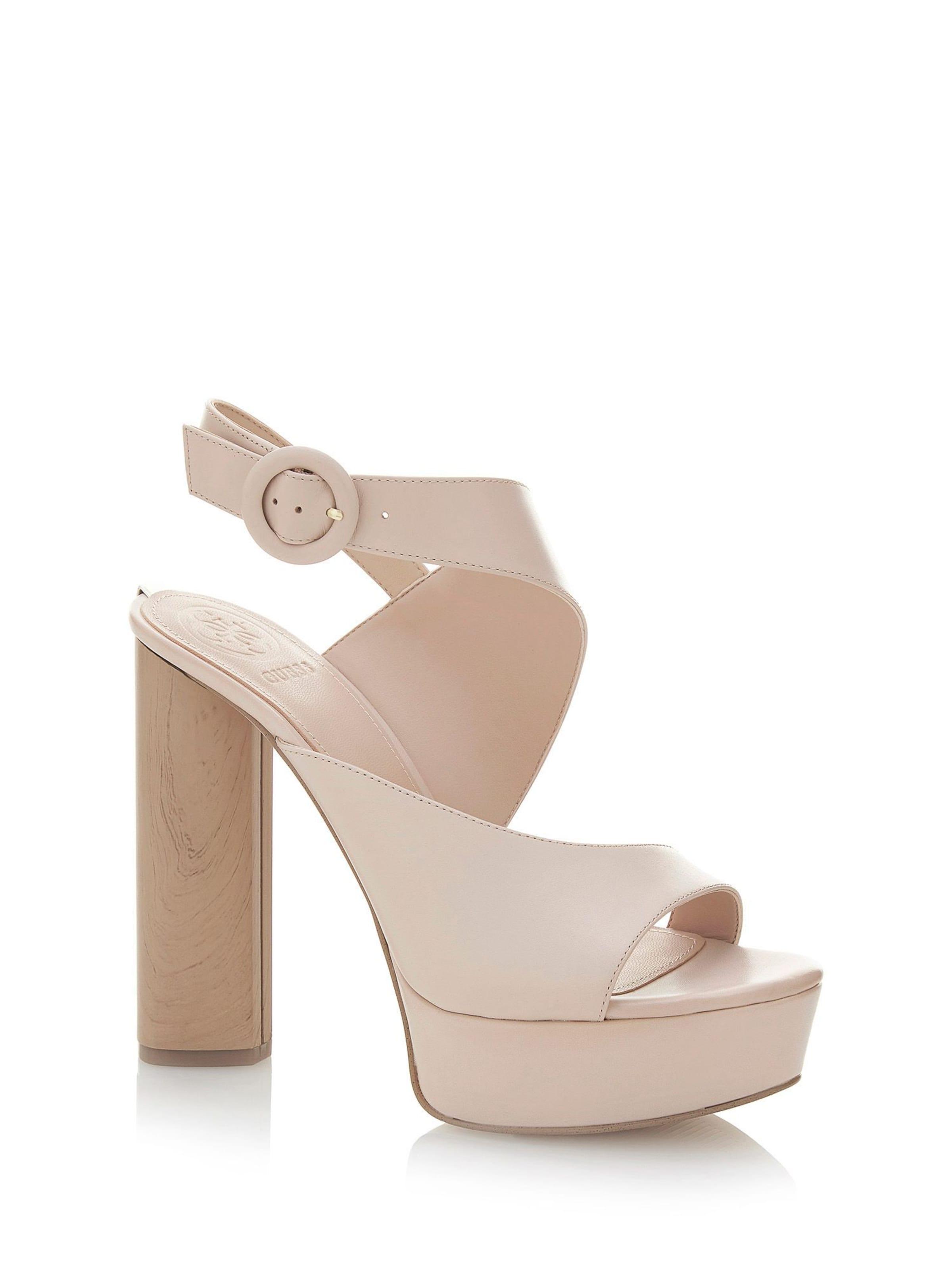 Haltbare Mode billige Schuhe GUESS | SANDALETTE 'MAKENNA' Schuhe Gut getragene Schuhe