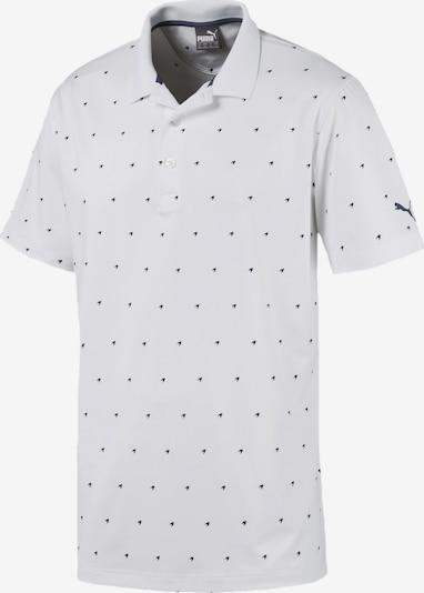 PUMA Polo 'Skerries' in nachtblau / weiß, Produktansicht
