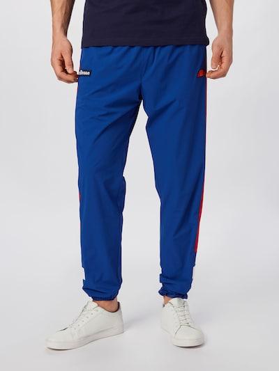ELLESSE Hose 'VECOLI' in blau / rot / weiß, Modelansicht