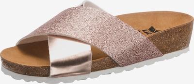 LICO Bioline Prime Komfort-Pantoletten in pink, Produktansicht