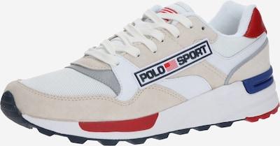 POLO RALPH LAUREN Sneaker in weiß, Produktansicht
