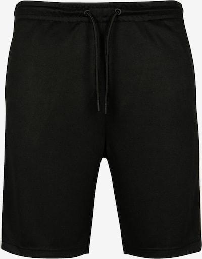 Pantaloni Urban Classics pe gri / negru, Vizualizare produs