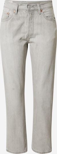 LEVI'S Jeans '501® Crop' in de kleur Grey denim, Productweergave